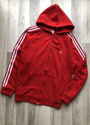 Adidas / кофта / зип худи / толстовка