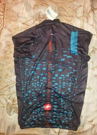 Кофта-футболка для велоспорта