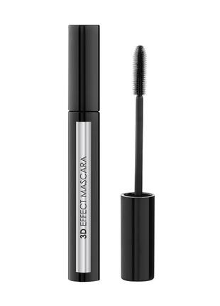 Тушь для ресниц lamel professional 3d effect mascara black