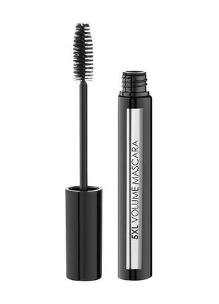 Тушь для ресниц lamel professional 5xl volume mascara black
