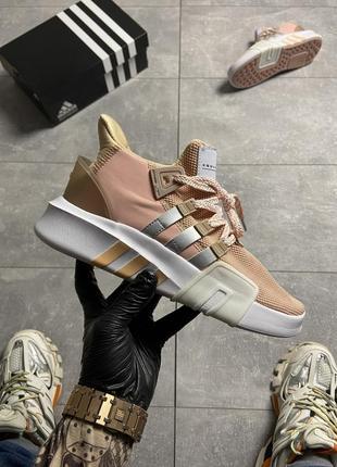 🔥 кросівки adidas eqt bask adv peach