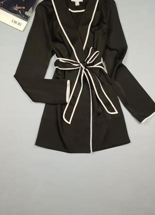 Удлиненная рубашка/туника пижамного стиля atmosphere p.12/40