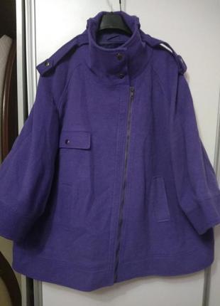 Классное полупальто, пальто, куртка размер 62-643 фото