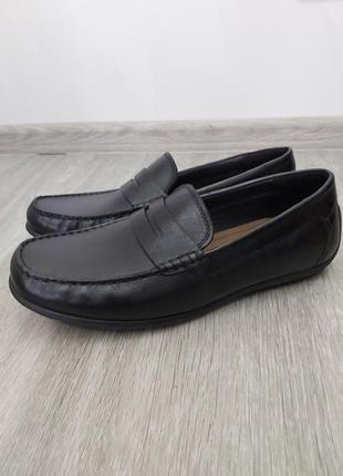 Мужское кожаные туфли hotter