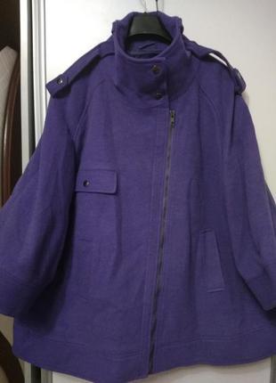 Классное полупальто, пальто, куртка размер 62-644 фото