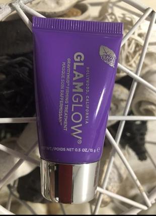 Маска для упругость кожи лица glamglow firming treatment