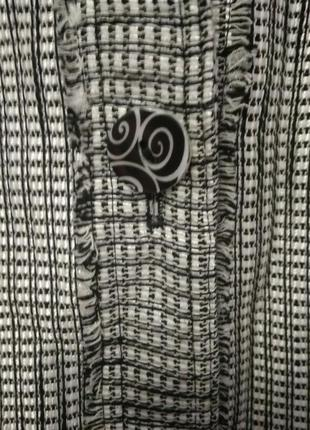 Лёгкое пальто, кардиган, пиджак, размер 60-625 фото