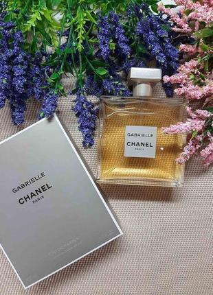 Chanel gabrielle парфюмированная вода
