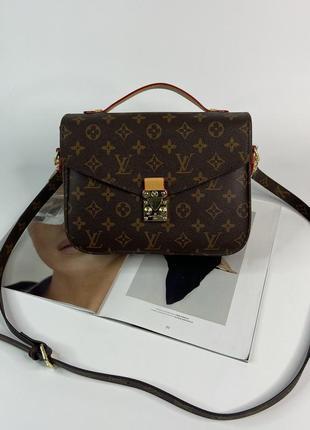 Женская сумка на и через плечо metis жіноча сумочка