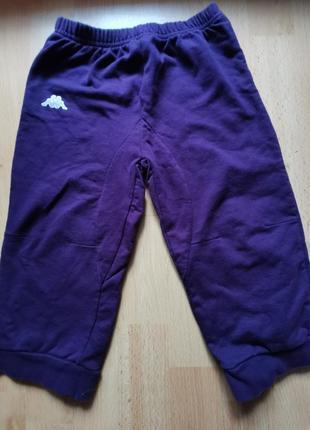 Спортивні штани спортивные штаны kappa