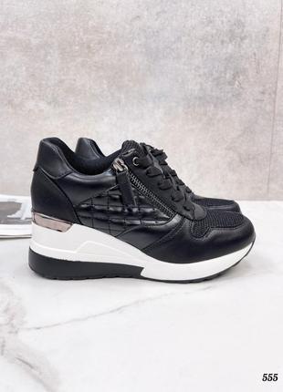 ❤купить женские демисезонные кроссовки на танкетке ❤