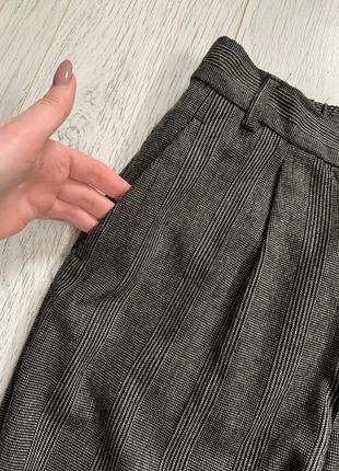 Стильні теплі штани zara
