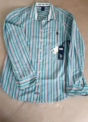 Классическая рубашка u.s polo assn.
