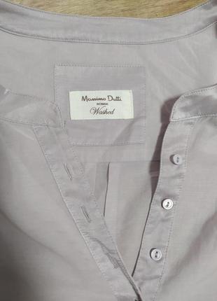 Блуза/кофточка/рубашка massimo dutti