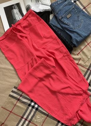 Яркие брюки +майка в подарок