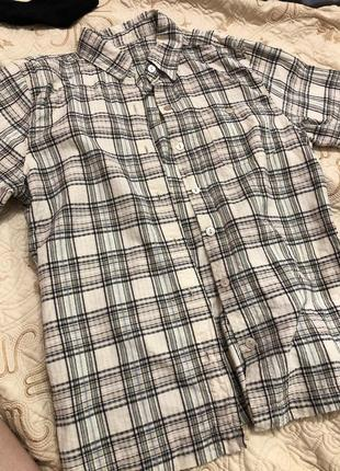 Распродажа!!! клетчатая рубашка