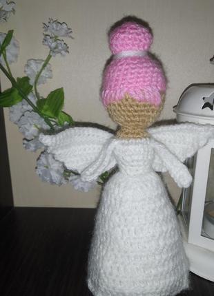 Ангелочек ангелик подарунок статуетка ручная робота