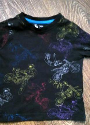 Модная пайта с мотоциклами реглан джгемпер футболка