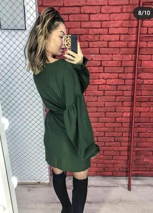 Платье на запах, платье-кимоно, платье-халат