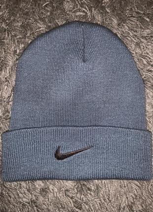Шапка nike sportswear, original, one size