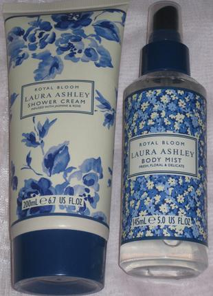 Набор laura ashley (гель для душа 200 мл и дезодорант для тела)
