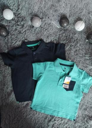 2 шт. набор футболок 1-2 года