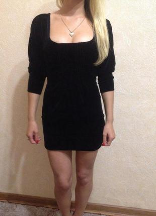 Платье на не высокую девушку
