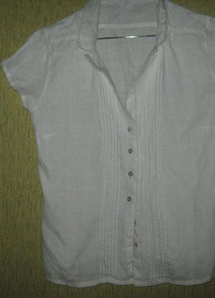 Блуза лен