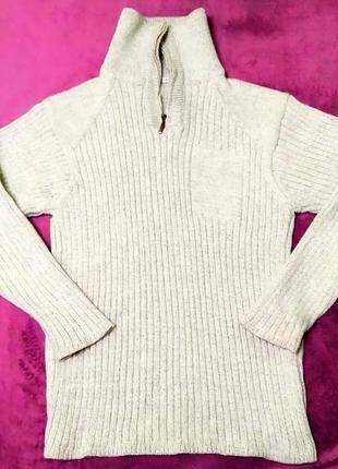 Тёплый свитер / свитшот / кофта