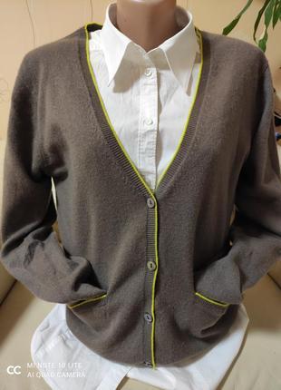 Кардиган fair trade cashmere