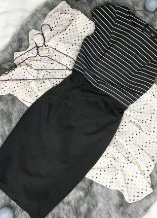 Платье футляр f&f