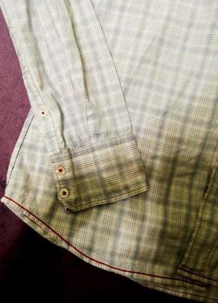 Шикарная рубашка tom tailor