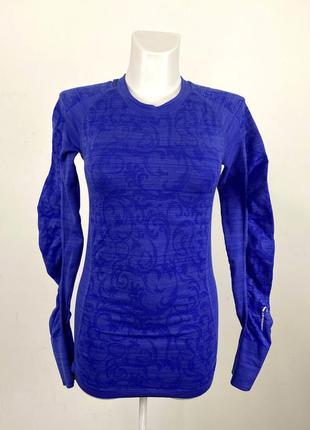 Термо кофта синяя climawear