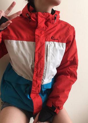 Лижна куртка stuf