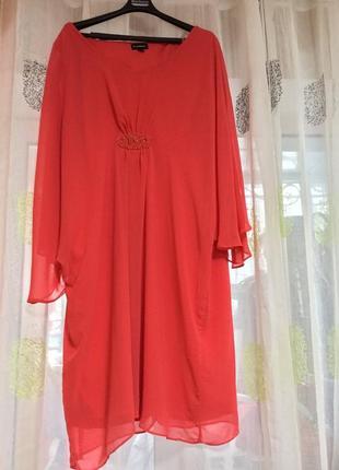 Шикарная фирменная платье oversight