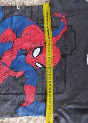 Кофта реглан spiderman5 фото
