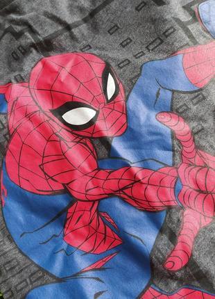 Кофта реглан spiderman2 фото