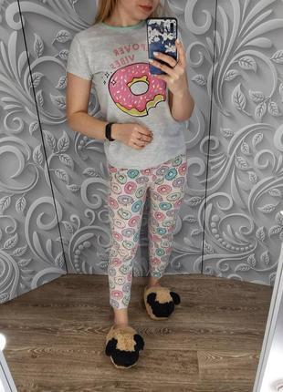 Коттоновая пижама от #primark