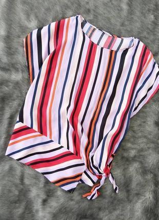 Блуза  кофточка из натуральной вискозы tu