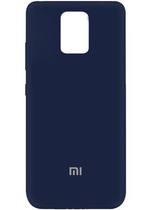 Чехол original silicone case xiaomi redmi note 9s / note 9 pro / note 9 pro max