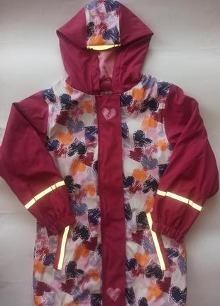 Куртка-дощовик lupilu