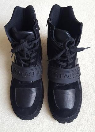 Ботинки женские деми.