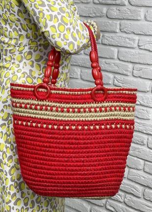 Джутовая сумочка ✨ 𝐌𝐨𝐧𝐢𝐜𝐚   ✨