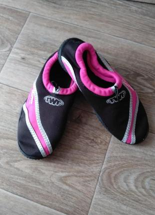 Аквашузы коралики тапки обувь для плавания аквашузи