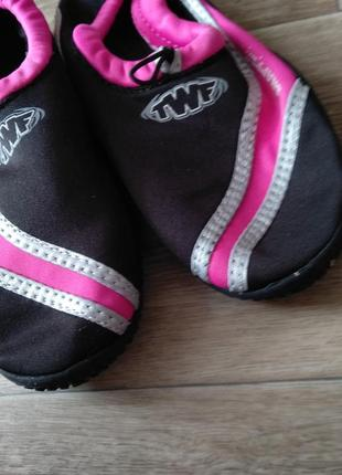 Аквашузы коралики тапки обувь для плавания аквашузи3 фото
