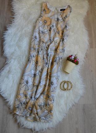Короткое платье расширенного силуэта f&f
