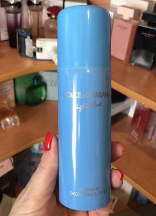 Дезодорант light blue d&g