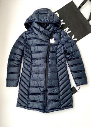Куртка жіноча зимова dkny донна каран нью йорк куртка женская зимняя