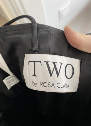 Нарядное платье two by rosa clara4 фото