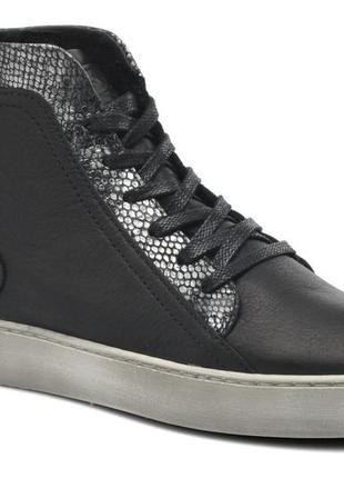 Eu41. кожа 100% модные сникерсы/кеды/кроссовки/ботинки/ pldm by palladium